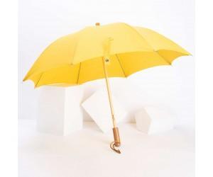 parapluie le Tom Pouce jaune le parapluitier plein