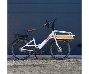 Familéö, le Vélo familial à assistance électrique par Oklö