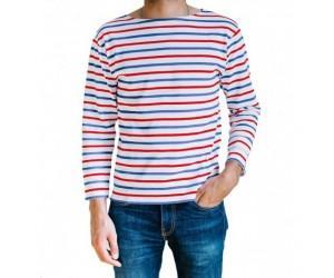 La marinière tricolore par le Chic Français