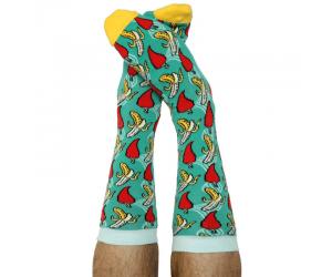 Chaussettes Quanailles par Lucille Pattern