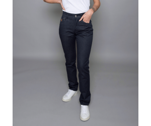 Jeans semi-slim Femme par Chevrons