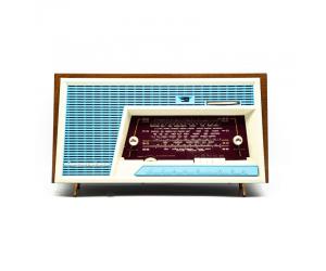 Radio vintage Bluetooth 30-60's