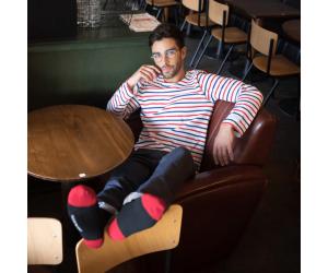 Semainier de chaussettes inséparables par Saint Crespin