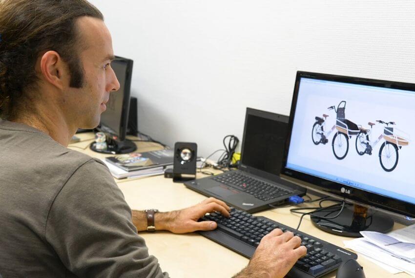 Vélo et Made in France: visite chez Oklö