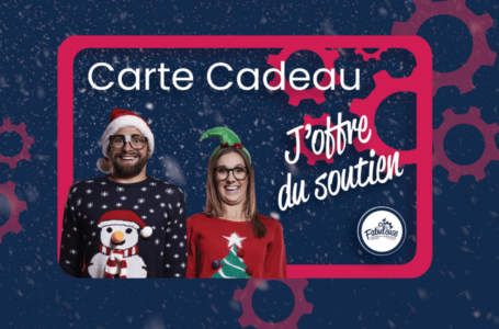 Utile, Made In France et Solidaire : la fabuleuse carte cadeau  !
