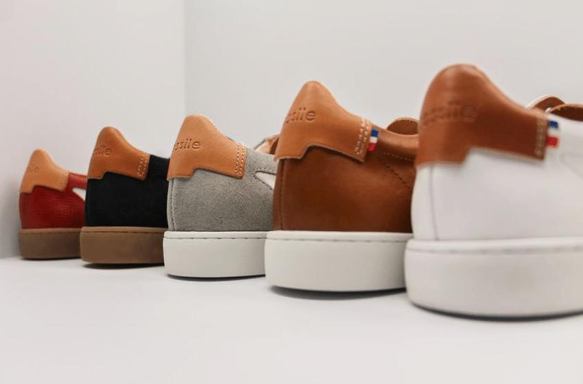 Sneakers Sessile: réussir le défi de la réparabilité